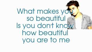 Carly Rae Jepsen - Beautiful (Feat. Justin Bieber) LYRICS [FULL SONG 2012]