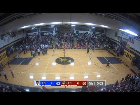Paxton vs. Holmes County High School