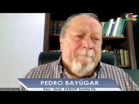Pedro Bayúgar: No es el momento de convocar a la presencialidad