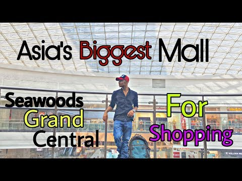 Seawoods Grand Central | One of the best malls in Navi Mumbai