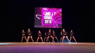 ТАНЕЦ ЛЮДИ В ЧЕРНОМ  ART DANCE 2018