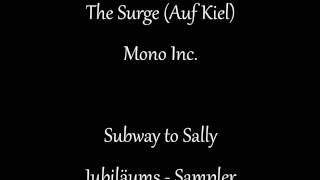 The surge (Auf Kiel) - Mono Inc. (Subway to Sally Cover)