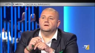 """Marcato (Lega) vs Lerner: """"Razzista? Solo un cretino può pensarlo"""", """"Tenga chiuso il becco"""""""