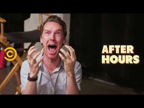 Benedict Cumberbatch's Unconventional Acting Class - After Hours with Josh Horowitz