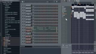 Уроки по FL Studio  (пишем композицию-заканчиваем) part11-4(, 2010-07-24T11:21:23.000Z)