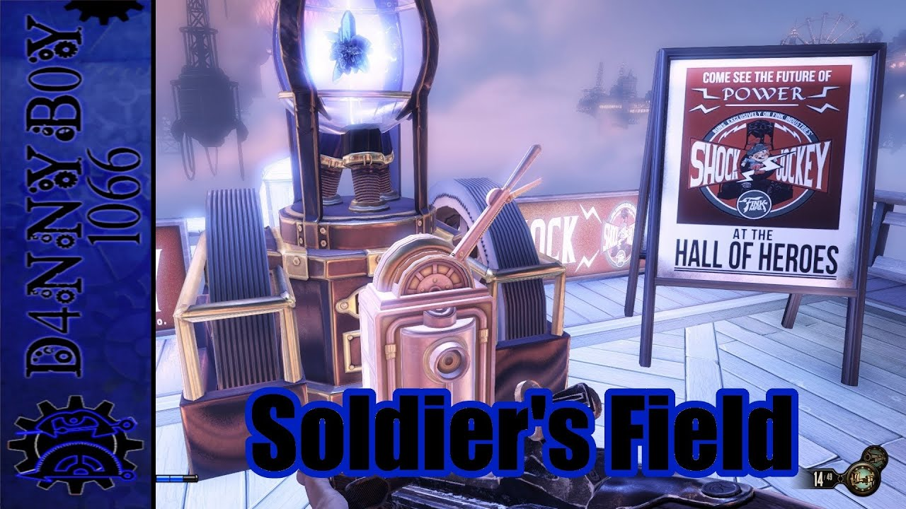 BioShock Infinite Trophy Guide • PSNProfiles.com