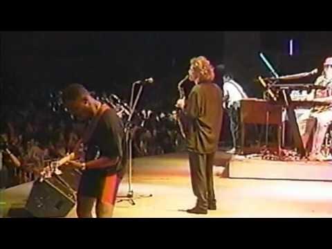 David Sanborn   Hiram Bullock   Chicago Song Live Under The Sky 90