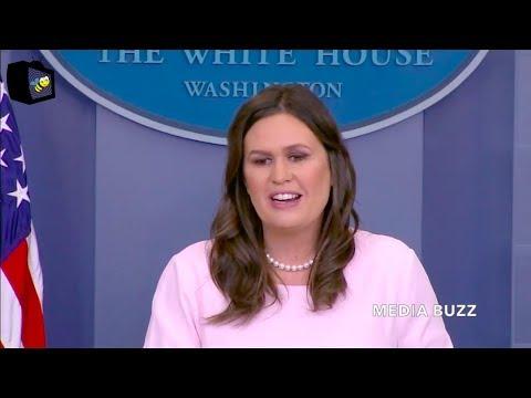 Sarah Sanders White House Press Briefing 4/23/18 - White House Press Briefing - April 23, 2018