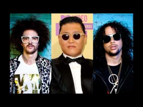 PSY vs. LMFAO - Everyday i'm gangnam style