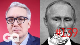 is donald trump paying hush money   the resistance with keith olbermann   gq