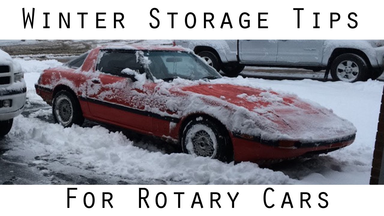 winter storage tips for rotary cars youtube. Black Bedroom Furniture Sets. Home Design Ideas