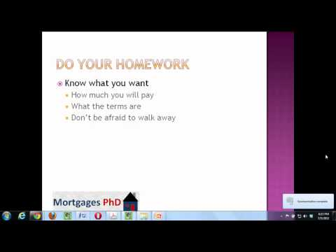 Negotiation Methods for Buying and Selling Property