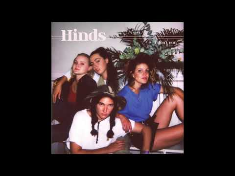Hinds - Linda (Official Audio)