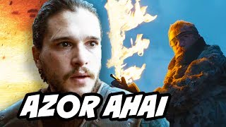Game Of Thrones Season 7 Azor Ahai and Lightbringer Explained