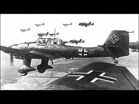 Stuka dive sound used in many films from the 60's - early 90's (Cinesound)