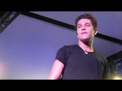 Austin Mahone-U live