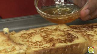 French Toast - By Vahchef @ Vahrehvah.com