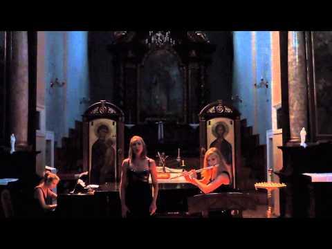 "Frank Martin - ""Three Christmas songs"" (""Trois chants de Noel"") - SacriEsta Ensemble"