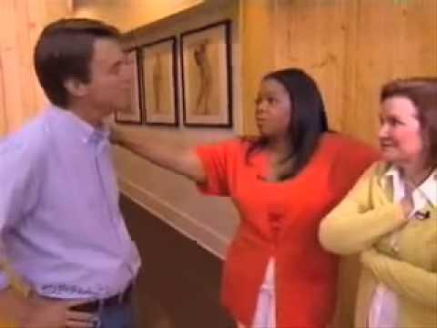 Awkward Oprah Edwards Interview