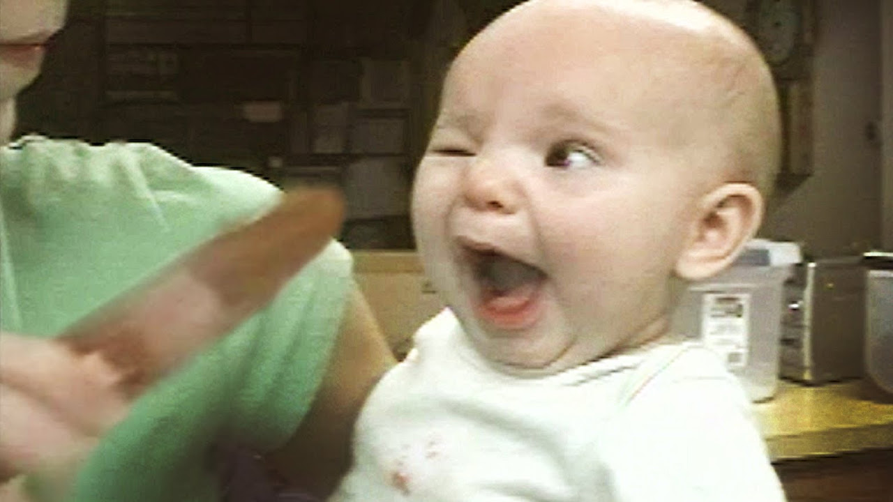 10 Babies Experiencing Things For The First Time  Funny Baby Videos