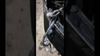 Honda Pilot ремонт бочка омывателя
