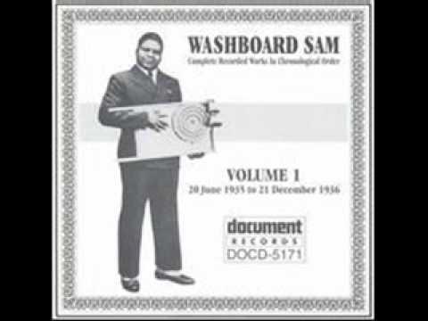 Washboard Sam - Don