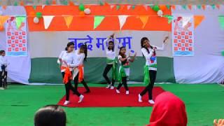 Satyamev Jayate and desh rangila Group Dance |Team Hum| Choreographed by: Nishika kashyap|