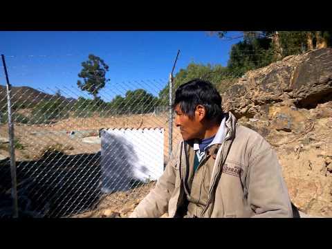 Mejorando la Vida con Agua, Vitichi, Bolivia