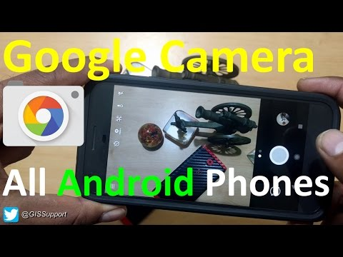 how to install google camera on any android mobiles devices (Demo on OnePlus 3)