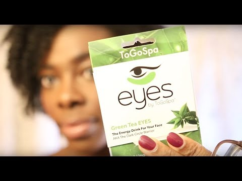 Do The To Go Spa Green Tea Eyes Really Work?
