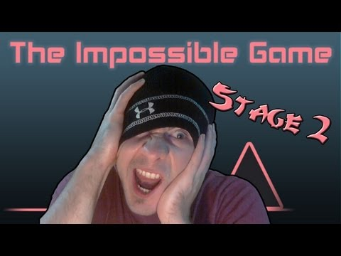 REVENGE OF THE TRIANGLES! - The Impossible Game (PS3) - Stage 2 COMPLETE