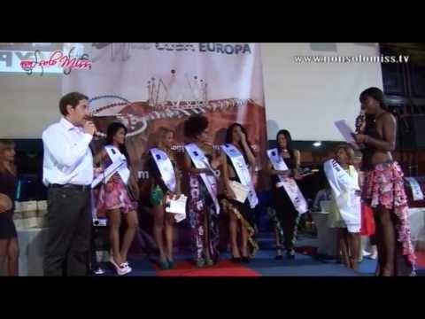 Miss Cuba Europa 2013 1a serata - speciale Non Solo Miss
