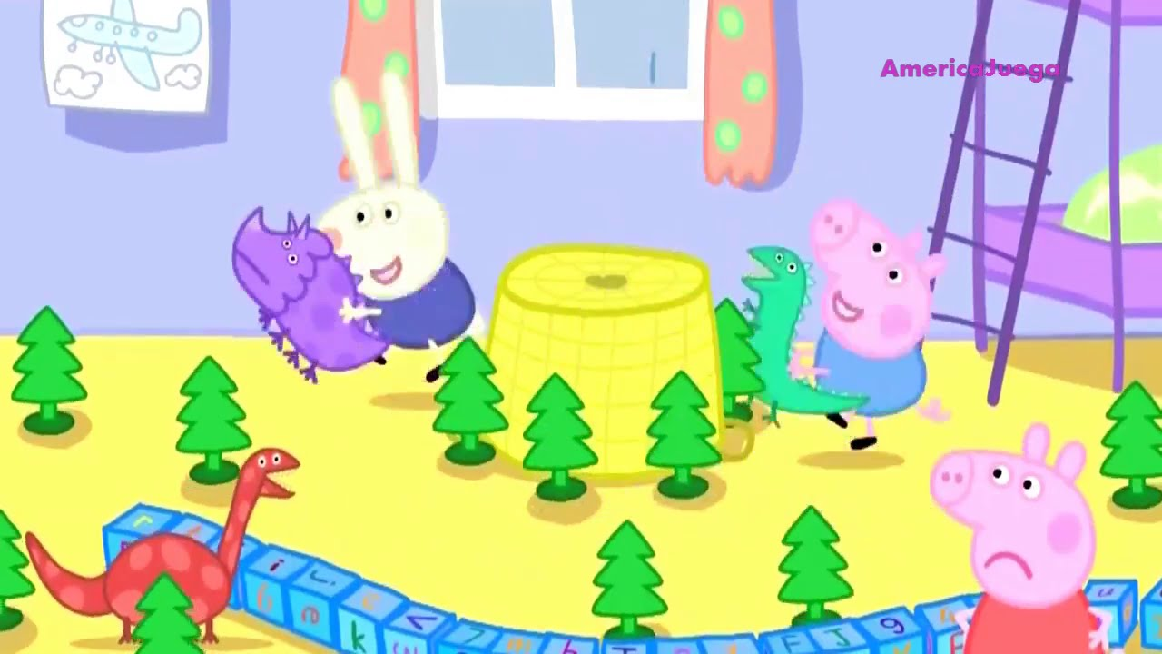 Peppa pig en espa ol nuevos capitulos completos en espa ol for En youtube peppa pig