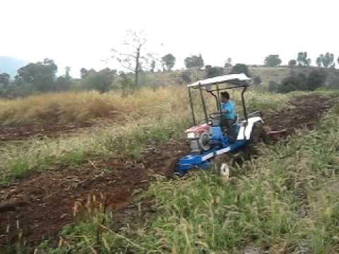 รถไถนั่งขับ(ร่วมมิตรพัฒนาการเกษตร)