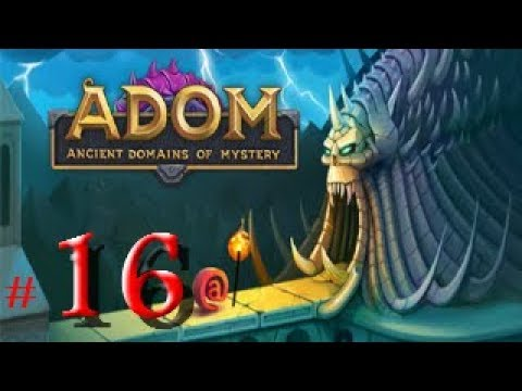 ♦ ADOM (Ancient Domains Of Mystery) ♦ #16│Roguelike│Big Room, Artefacto SI y Dwarf Town