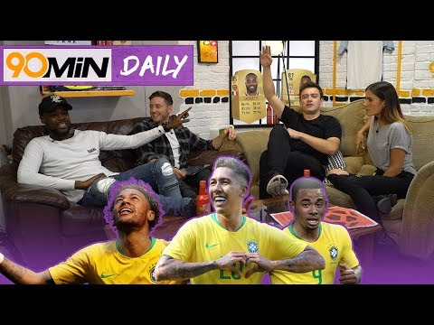Will England go further than Brazil in the World Cup!? Will Neymar or Kane score more WC goals!?
