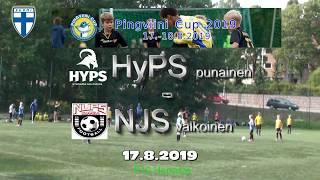 Pingviini Cup 2019 HyPS punainen vs NJS valkoinen 17.8.2019