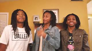 "The Johnson family: Christmas Acapella ""Silent Night"" JFAM mix!!!"