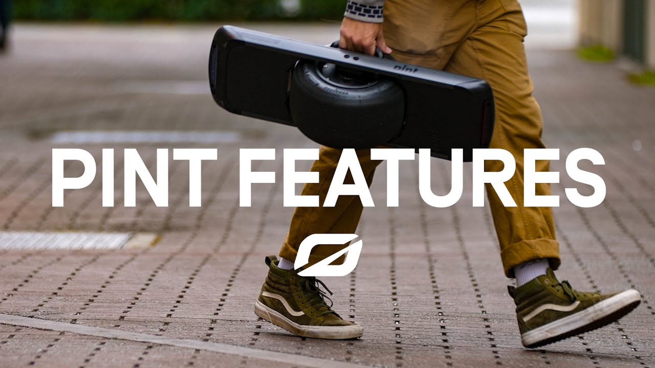 Onewheel Pint: Features