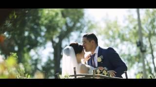 Свадебный клип! Мухит - Кымбат. город Семей 2014 г (by Madeniet Prod.) Full HD