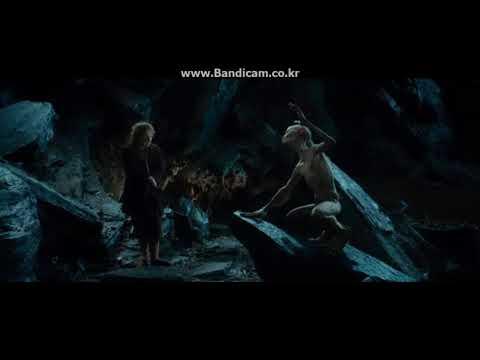 "The Hobbit AUJ ""Riddles in the Dark"" Japanese Dub"