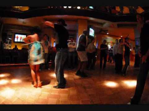 Ooh La La Dance Company's Salsa Susie Birthday Dance 2009