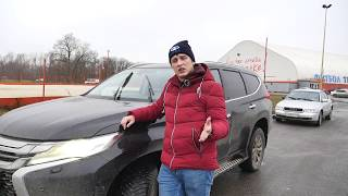 Mitsubishi Pajero Sport Верный Друг. Итоги теста