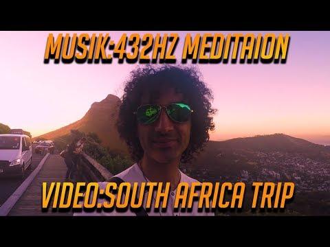 432Hz Divine Sound of Prosperity- Movie: Travel through South Africa
