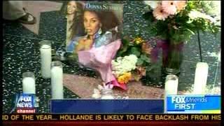 Music Legend Donna Summer  RIP  !