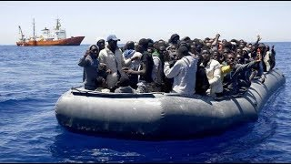 Africans Are Desperately Leaving Africa (Part 1.)