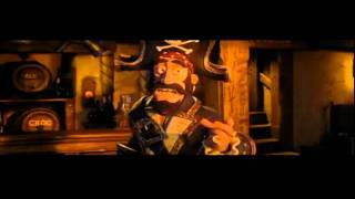 'The Pirates! Band of Misfits' - Trailer Final in Spanish