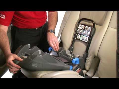 BABY-SAFE BELTED BASE - Installation - YouTube