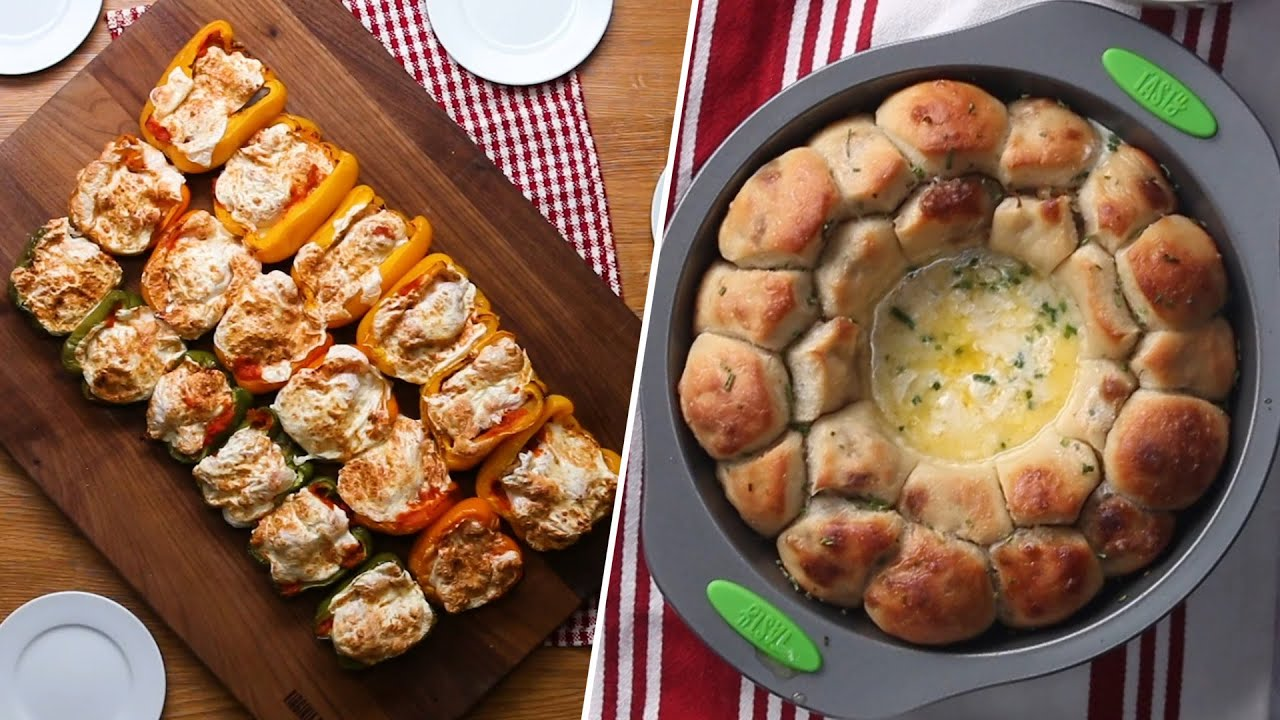 How To Make Crowd Pleasing Potluck Recipes Tasty
