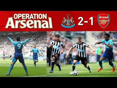 NEWCASTLE 2-1 ARSENAL - JUST SELL THEM!